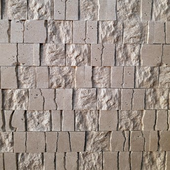 solid marble mosaic
