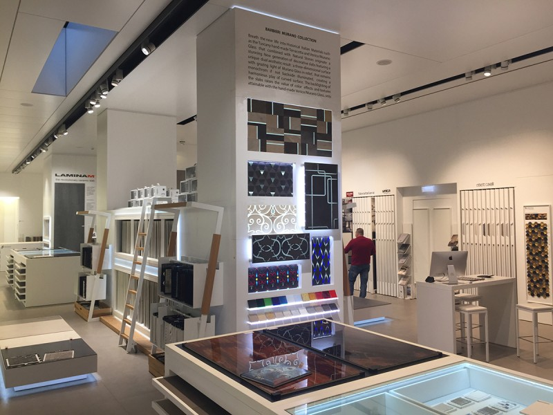 Synoptic Showroom Display